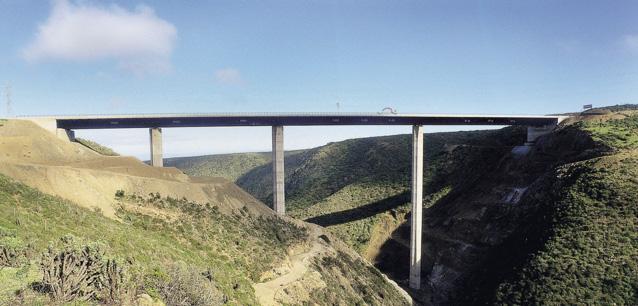 Puente Amolanas.