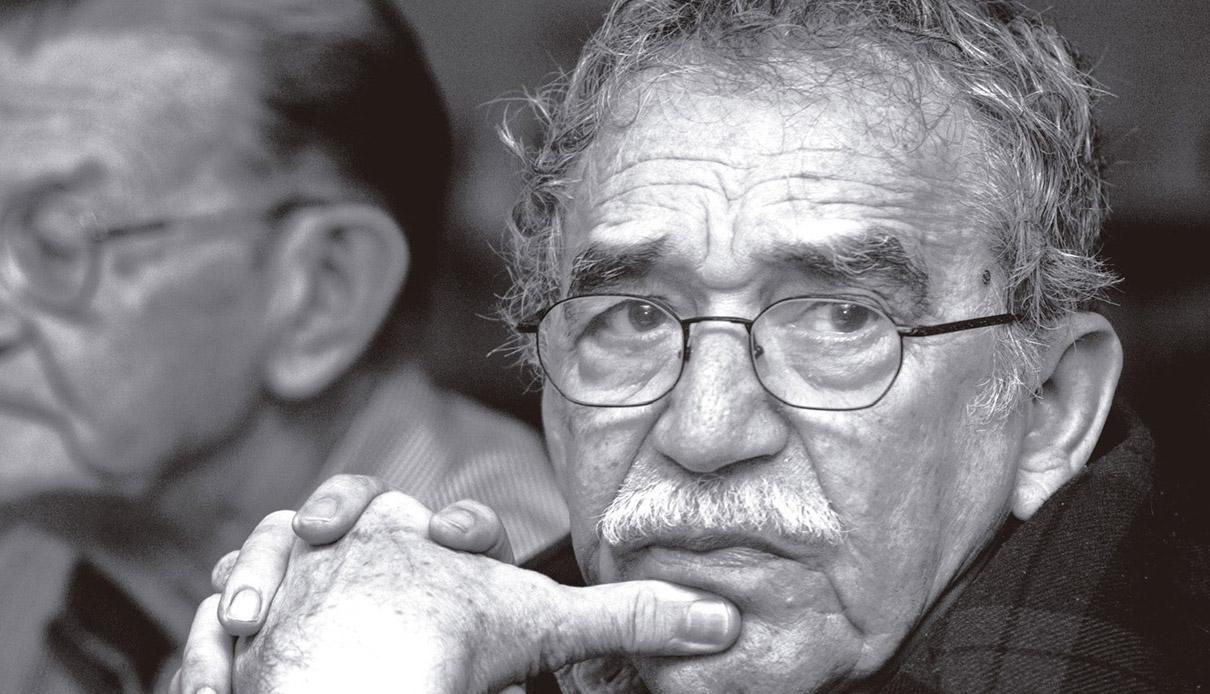 El valor de García Márquez.