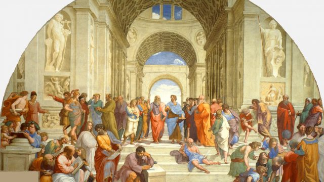 El orden universal de Platón