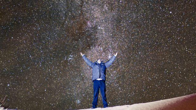 Tocar las estrellas