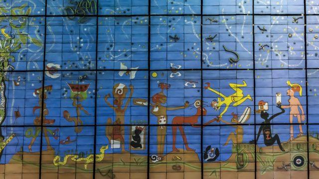 Mural Verbo América