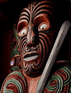 mascara maori