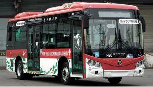 bus transantiago