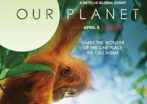 portada del documental nuestro planeta