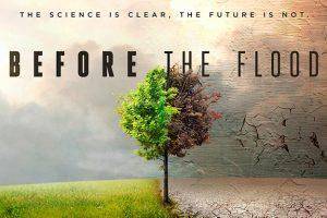 portada documental before the flood