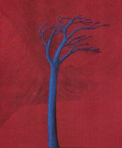 SIN TÍTULO. Óleo sobre tela, 100 x 100 cm, 2003. Obra de Pablo Domínguez
