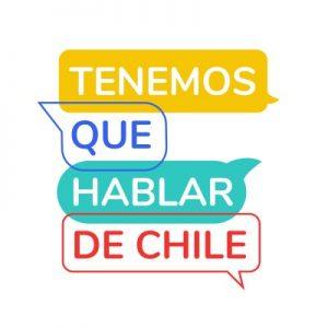 logo de Tenemos que hablar de Chile