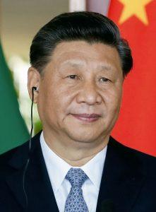 Fotografía de Xi Jinping