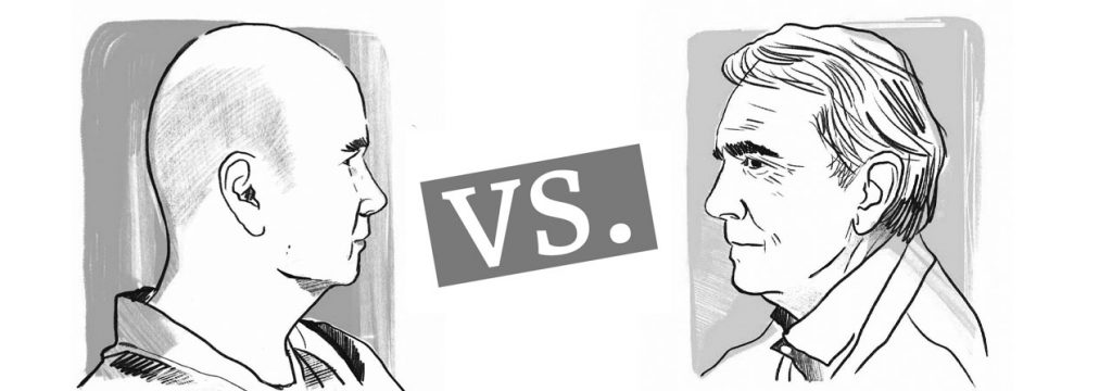 Ilustración de Edgardo Frías y Juan Jaime Díaz