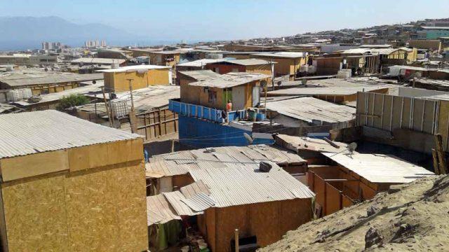 Campamento Los Arenales, Antofagasta